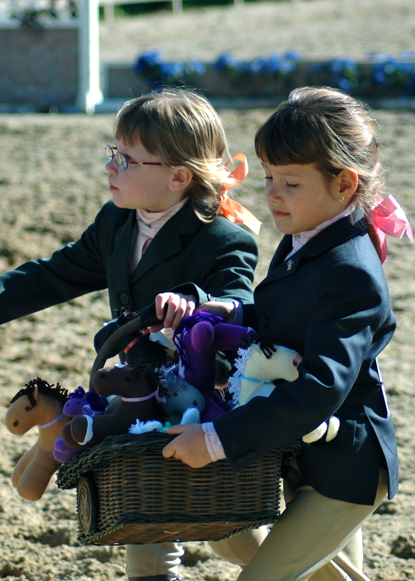 Special Flopsey Ponies awarded in the costume classes.