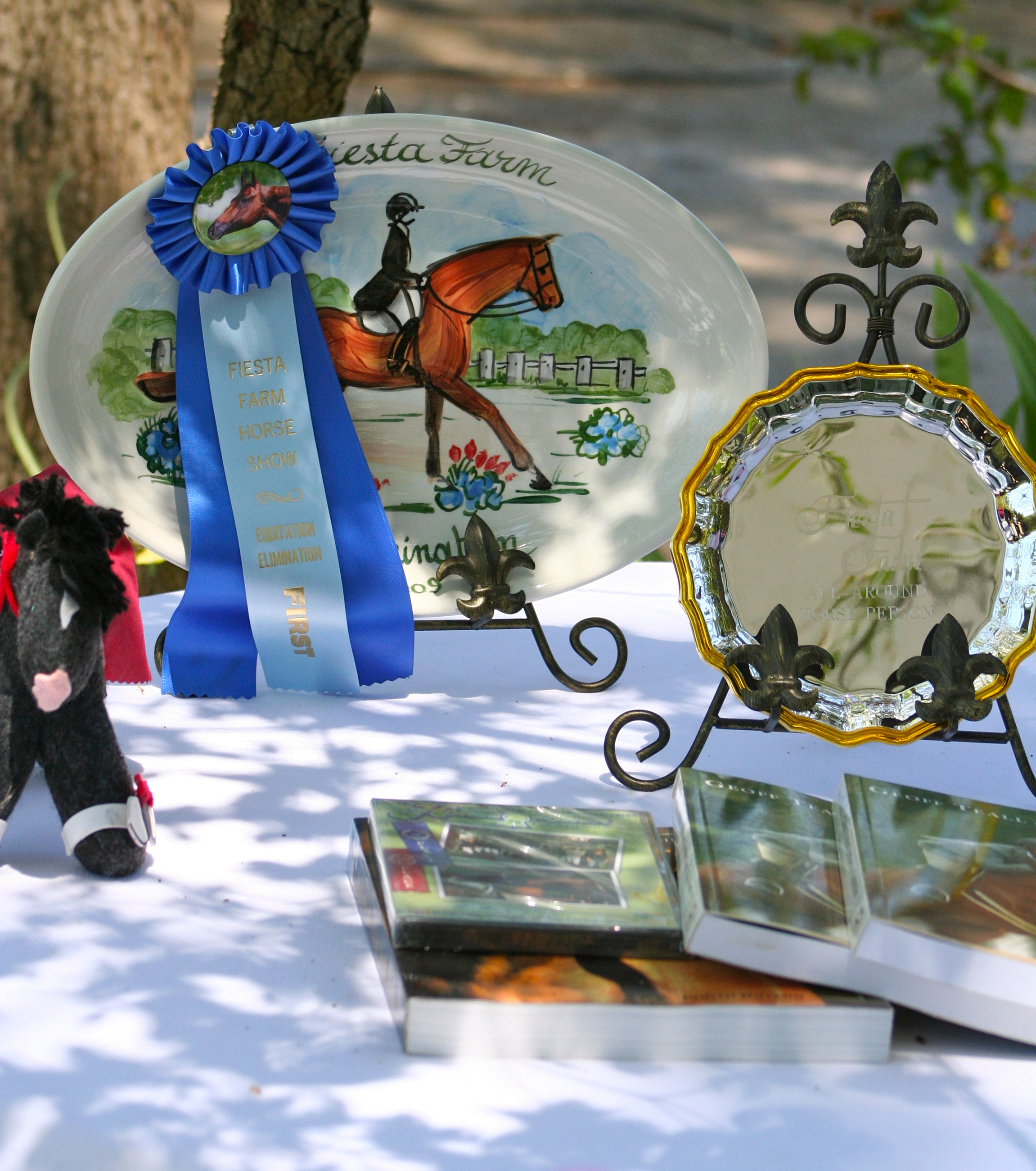 Fiesta Farm awards, September 2010