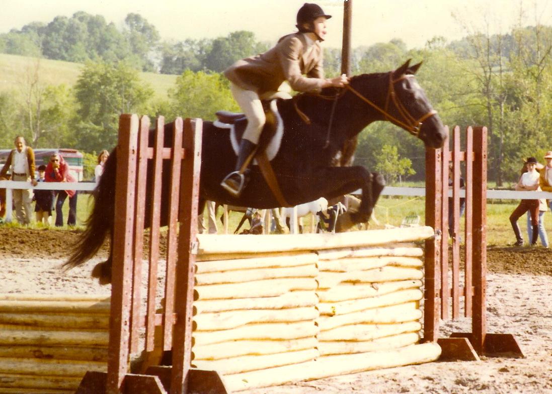 Heidi Deporter on Kaluah 1978