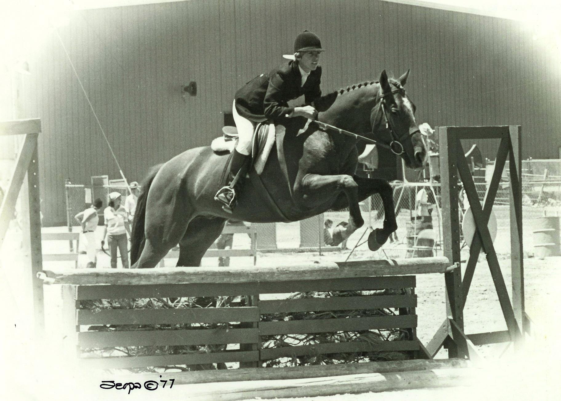 Carol Baughman, NMHA 1977