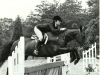 Sundance Kid & Michelle Breakbill showing at Fiesta Farm in 1981