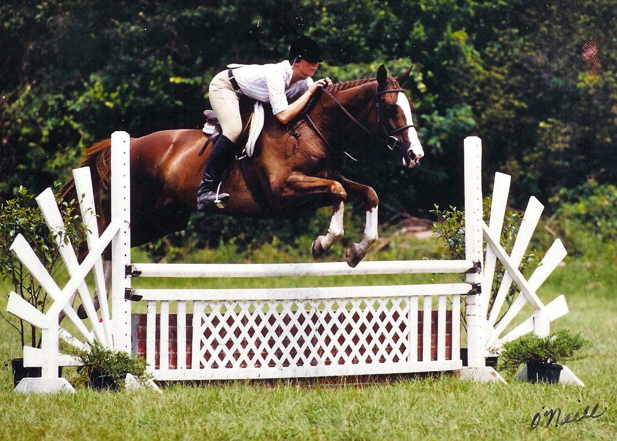 Luminesque & Julie Anderson-1999