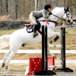 Castle Rock & Aida Sanchez competing spring 2013.