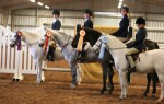 1, 2, 3, 10 winners ETHJA Pony Medal