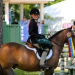 """Buddy"" champion at Upperville 2012"