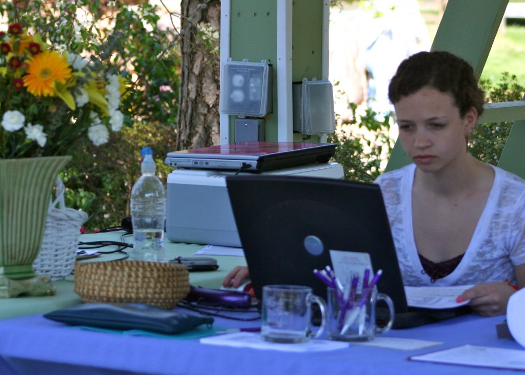 Fiesta Farm has dedicated entry secretaries for all horse shows