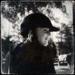 Portrait of Grace: Halloween Horse Show 2013.