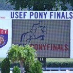 Pony Finals: one of the high lights of the year for pony riders.