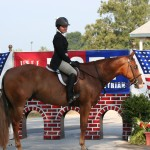 A quick memory shot from the Pony Finals 2010.